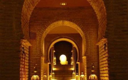 Granada: 1.5-Hour Hammam Session with Massage