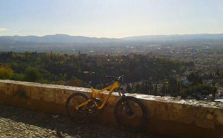 Three Hills of Granada Half-Day Mountain Bike Tour