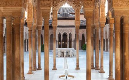 Alhambra Palace & Generalife Gardens Private Tour