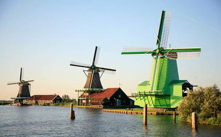 North Holland 3-Day Private Sightseeing Tour