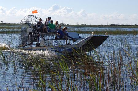 Private Tour: Florida Everglades Airboat Ride and Wildlife Adventure