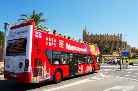 Palma de Mallorca Shore Excursion: City Sightseeing Palma de Mallorca Hop-On Hop-Off Tour