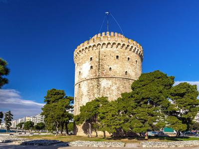 Thessaloniki Hop On Hop Off Bus Tour