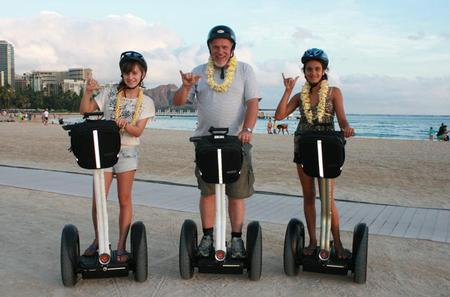 Waikiki and Diamond Head Segway Tour