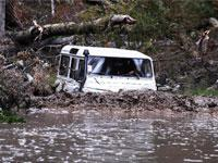 Ushuaia Lakes 4x4 Off Road and Canoeing Adventure