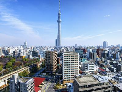 Tokyo Skytree and Asakusa Tour