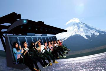 1-Day Mt Fuji Bus Tour with Fuji Airways 4D and Ninja Experience