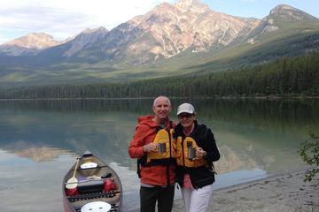 Pyramid Lake Canoeing Adventure