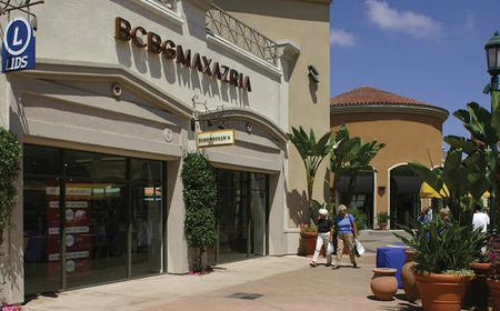 Carlsbad Premium Outlets Full-Day Shopping Tour