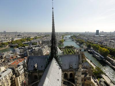 Skip the Line - Notre Dame and Ile de la Cite Tour with Skip the Line Access to the Notre Dame Bell Towers