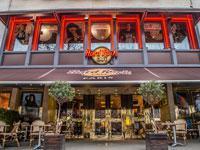 Hard Rock Cafe Paris Lunch or Dinner