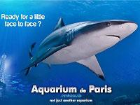 Aquarium of Paris General Admission Ticket