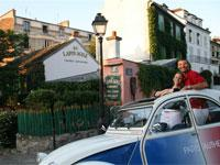 Discover Hidden Places in Paris by 2CV