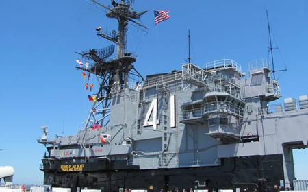 USS Midway Museum Full-Day Tour from Anaheim