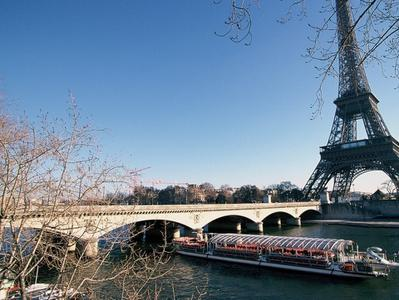Exclusive Combo  Sightseeing Seine River Cruise  + Quai Branly Museum Ticket