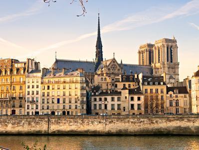 Heart of Paris Tour Notre-Dame and Ile de la Cite with Wine Tasting