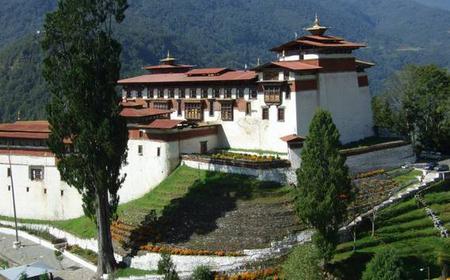 15 Day Cross Countries Tour of Bhutan, Sikkim & Dharjeeling
