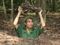 Cu Chi Tunnels by Speedboat Private Tour