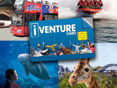Sydney Flexi Pass - 3 to 7 Attractions with Sydney Opera House Tour and Taronga Zoo
