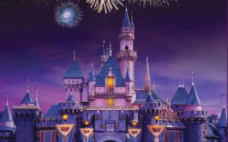 Anaheim: Disneyland Resort 2-Day Entrance Ticket