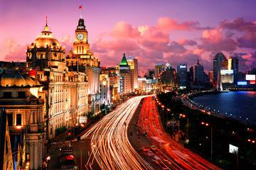 Private VIP Class Huangpu River Cruise and Evening City Lights Tour