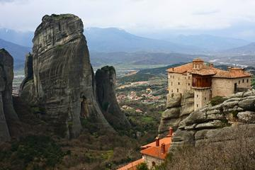 Meteora - Day Trip by Train from Athens