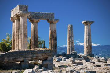 Athens Shore Excursion: Private Ancient Corinth Tour