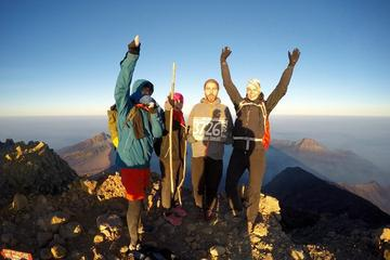 4-Day Mt. Rinjani Volcano Trekking Tour on Lombok