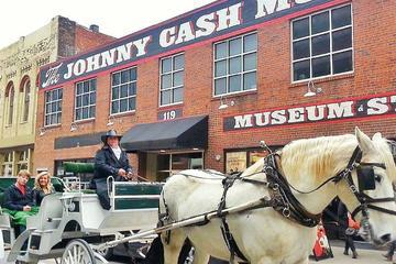 Private 45 Minute Downtown Nashville Horse and Carriage Tour