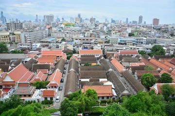 Half-Day Bangkok Highlights by Tuk-Tuk