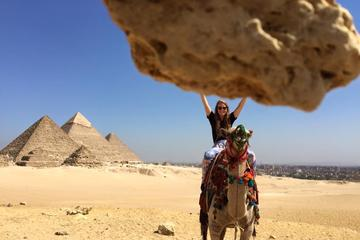 2-Hour Camel or Horse Ride Excursion Around the Pyramids