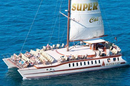 Gran Canaria Catamaran Sailing Day