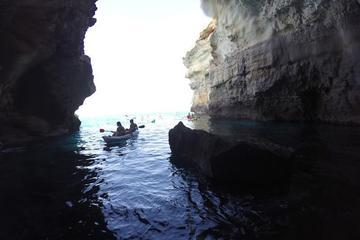 SUP or Kayak Tour to Sea Caves of Mallorca