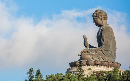 New Lantau Island Tour in Hong Kong