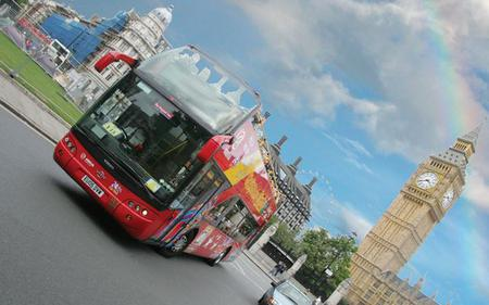 London Hop On Hop Off Tour including River Cruise and Walking Tours - The Original London Sightseeing Tour