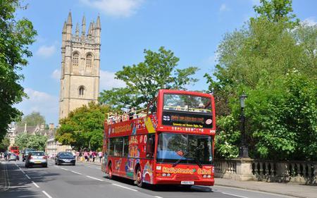 Oxford Hop-On Hop-Off Tour