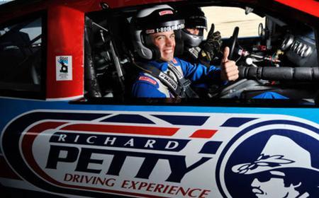 Las Vegas Richard Petty Ride-Along Driving Experience