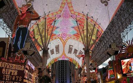 Redrock Nights and Las Vegas Lights