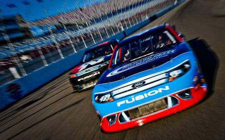 Richard Petty Rookie Driving Experience In Las Vegas