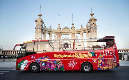 Hop-On Hop-Off Tour of Palermo
