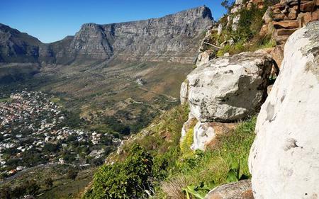 Table Mountain Bike Tour