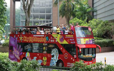 Singapore Hop-On, Hop-Off Tour