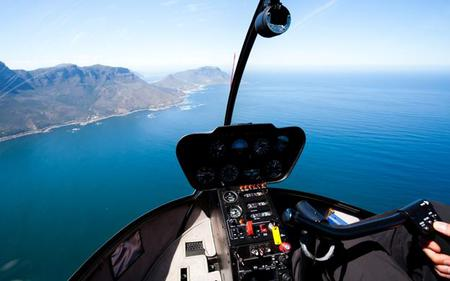 The Hopper Cape Town Helicopter Flight (15 min)