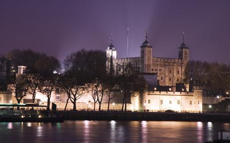 London: River Thames Evening Bike Tour