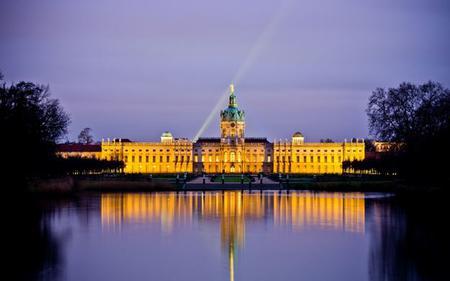 Concert at Charlottenburg Palace, Berlin