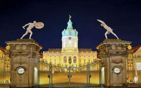 Audio Tour, Candlelit Dinner and Concert at Charlottenburg Palace, Berlin