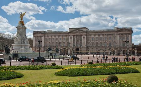 Panorama London & Buckingham Palace-Tour