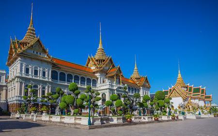 Grand Palace, Emerald Buddha and Canals (Klongs) Tour in Bangkok