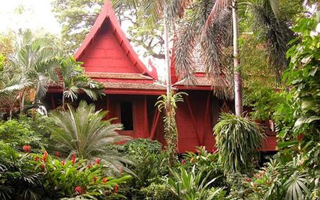 Jim Thompson House and Museum in Bangkok
