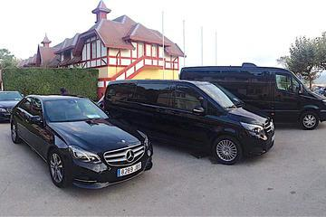 Private Transfers: Madrid to or from Avila